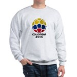 Colombia World Cup 2014 Sweatshirt
