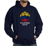 Colombia World Cup 2014 Hoodie (dark)