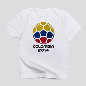 Colombia World Cup 2014 Infant T-Shirt