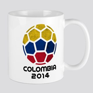 Colombia World Cup 2014 Mug