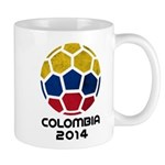 Colombia World Cup 2014 Mug