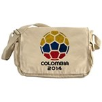 Colombia World Cup 2014 Messenger Bag