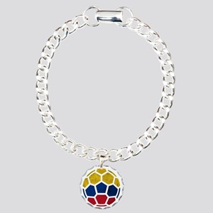 Colombia World Cup 2014 Charm Bracelet, One Charm