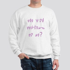ASL/English Sweatshirt