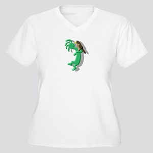 Falcon Women's Plus Size V-Neck T-Shirt