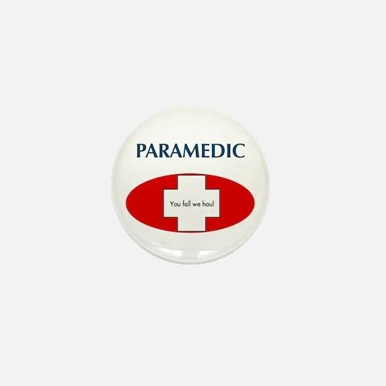 Unique and funny paramedic Mini Button