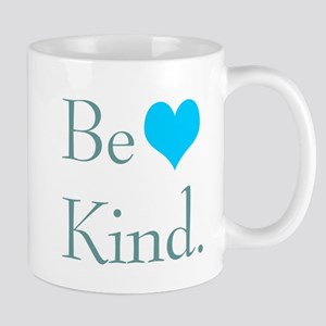 """Be Kind"" with a heart. Stainless Steel"