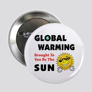 "Global Warming Skeptic 2.25"" Button (10 pack)"