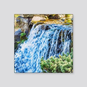 Small Waterfall Sticker