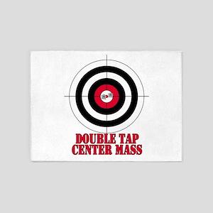 doubletap-2 5'x7'Area Rug
