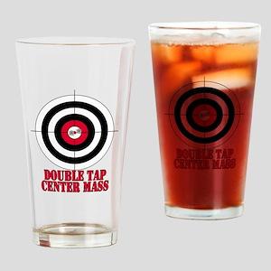 doubletap-2 Drinking Glass