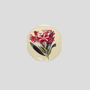 Paxton's Nereum Oleander Tangle Mini Button