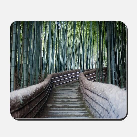 Bamboo Walk Mousepad