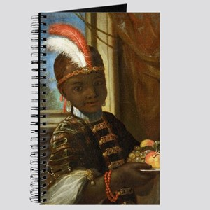 african moorish boy Journal
