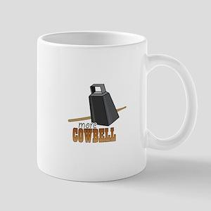 More Cowbell Mugs