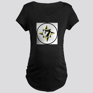 gods and earths Maternity T-Shirt
