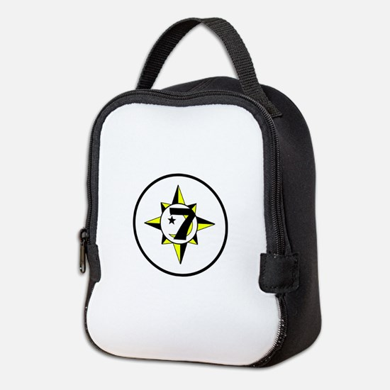 gods and earths Neoprene Lunch Bag
