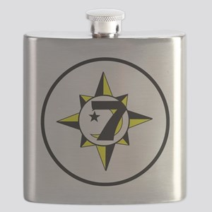 gods and earths Flask