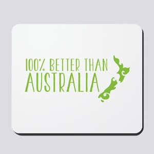 100% percent better than Australia New Zealand Mou