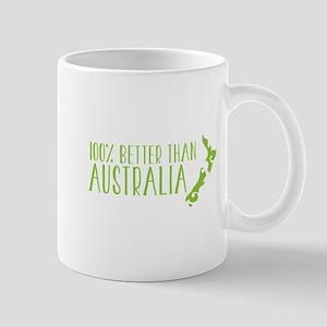 100% percent better than Australia New Zealand Mug