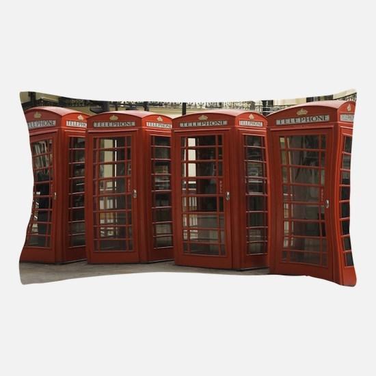 PHONE BOOTHS Pillow Case