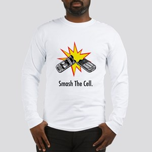 Smash the Cell Long Sleeve T-Shirt