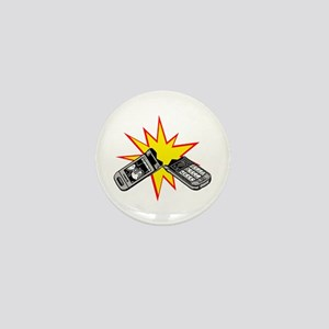 Smash The Cell Mini Button (10 pack)