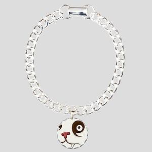 Bear Face Bracelet