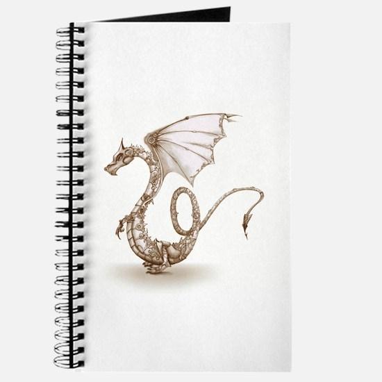 Clockwork Dragon Journal