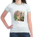Sanibel 1884 Lighthouse -  Jr. Ringer T-Shirt
