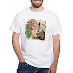 Sanibel 1884 Lighthouse - White T-Shirt
