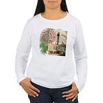 Sanibel 1884 Lighthouse - Women's Long Sleeve T-S