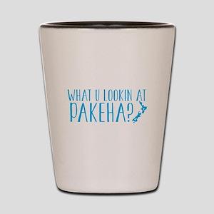 What u lookin at PAKEHA? funny Kiw New Zealand des