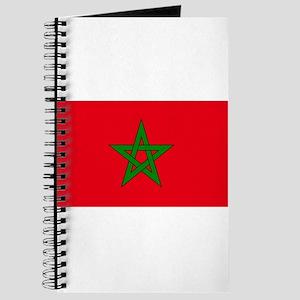 moorish flag, morocco glag, moroccan flag, Journal