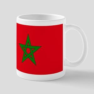 moorish flag, morocco glag, moroccan flag, ms Mugs