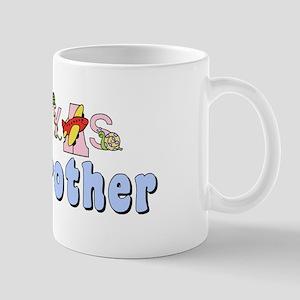Priya's Big Brother Mug