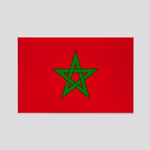moorish flag, morocco glag, moroccan flag, Magnets