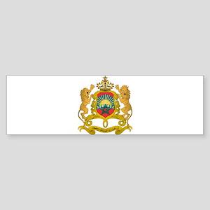 morocco moors Bumper Sticker