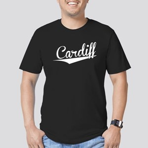 Cardiff, Retro, T-Shirt