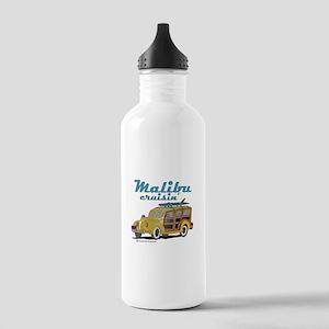 Malibu Cruisin Mug Stainless Water Bottle 1.0L