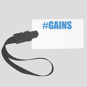#GAINS Luggage Tag