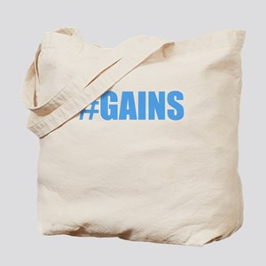 #GAINS Tote Bag