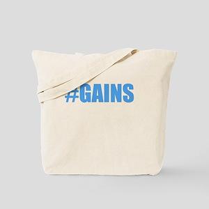 #GAINS Tote Bag