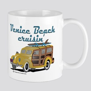 Venice Beach Cruisin' Mugs