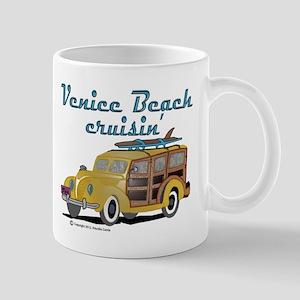 Venice Beach Cruisin' Mugs