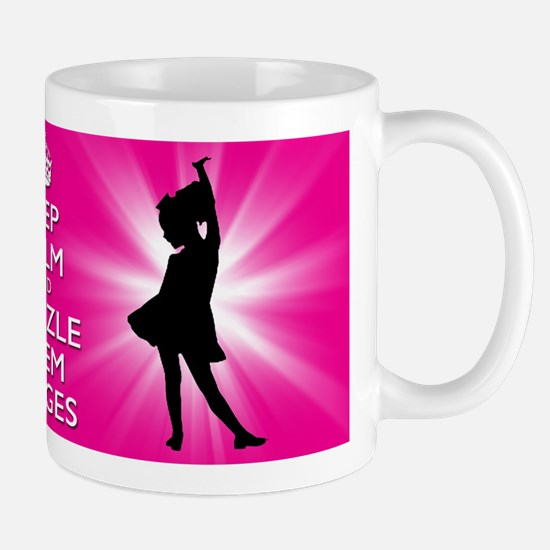 Pageant Girls Mug - Dazzle That Judge