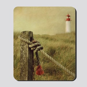 to the lighthouse Mousepad