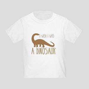 I wish I was a DINOSAUR T-Shirt