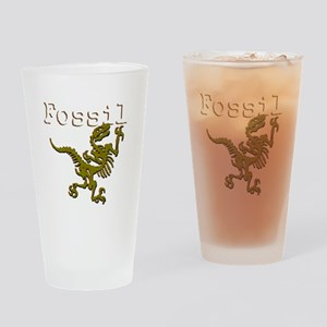 Fossil Drinking Glass