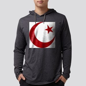 star and crescent Long Sleeve T-Shirt